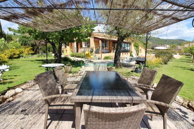 Vente maison / villa Saint cezaire sur siagne 485000€ - Photo 9