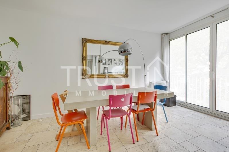 Vente de prestige appartement Paris 15ème 1230000€ - Photo 4