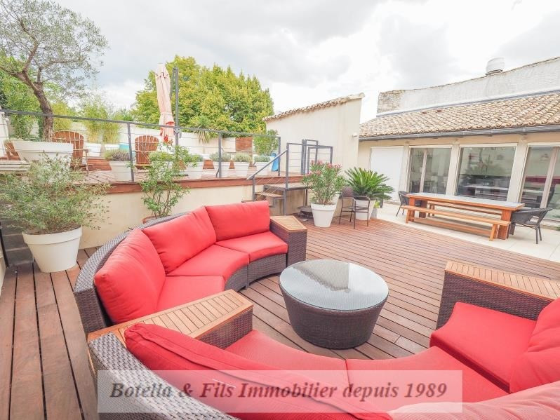 Venta de prestigio  apartamento Uzes 1250000€ - Fotografía 12