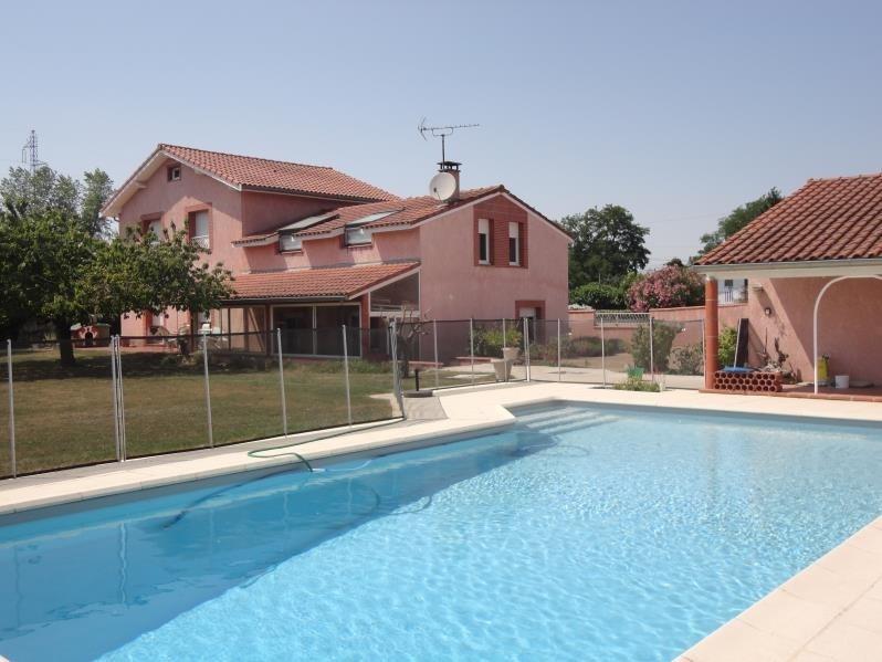 Sale house / villa Pamiers 335000€ - Picture 1