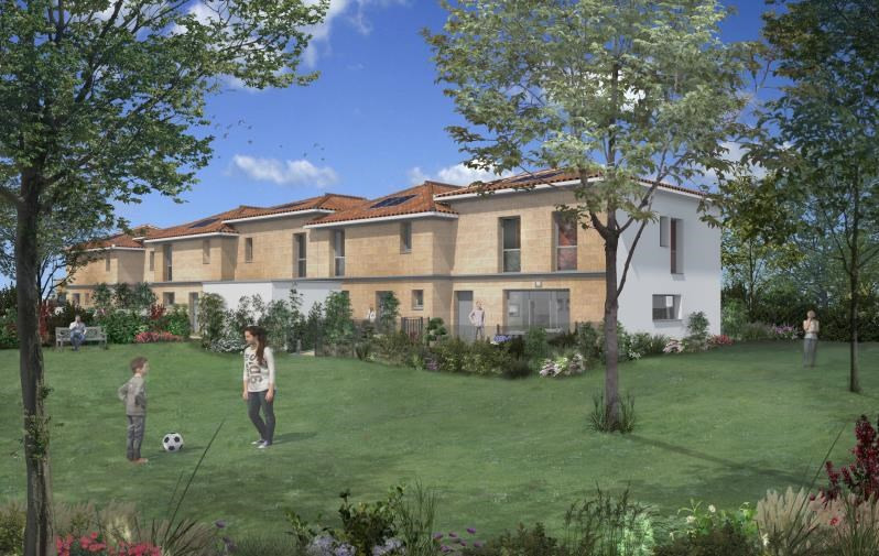 Vente maison / villa Merignac 518000€ - Photo 1