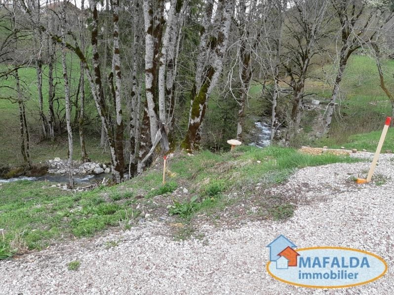 Vente terrain Mont saxonnex 100 000€ - Photo 2