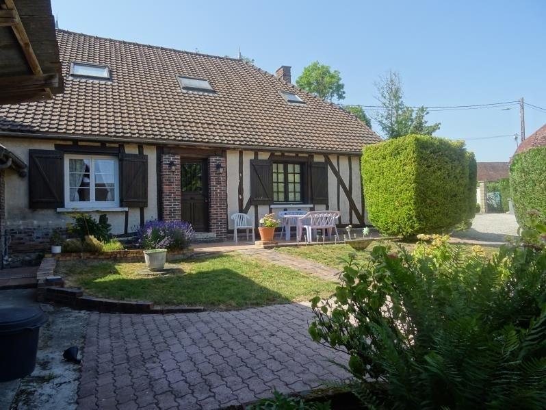 Vente maison / villa Cresantignes 181000€ - Photo 2