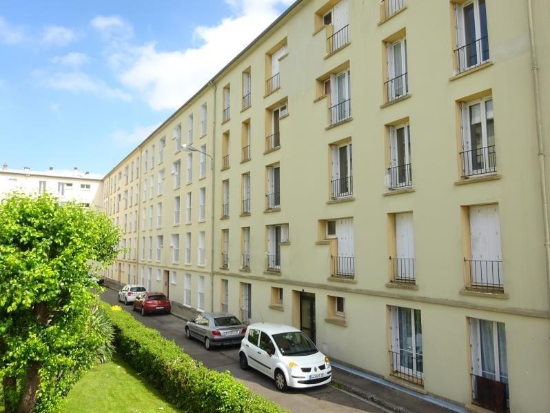 Sale apartment Brest 88200€ - Picture 1
