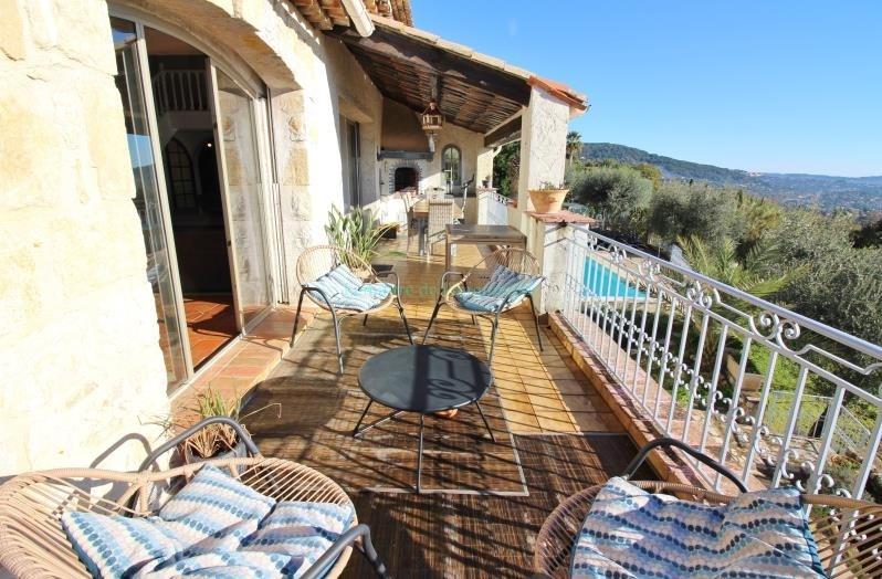 Vente de prestige maison / villa Speracedes 750000€ - Photo 11