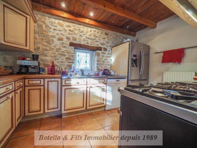 Vente maison / villa Bagnols sur ceze 378000€ - Photo 7