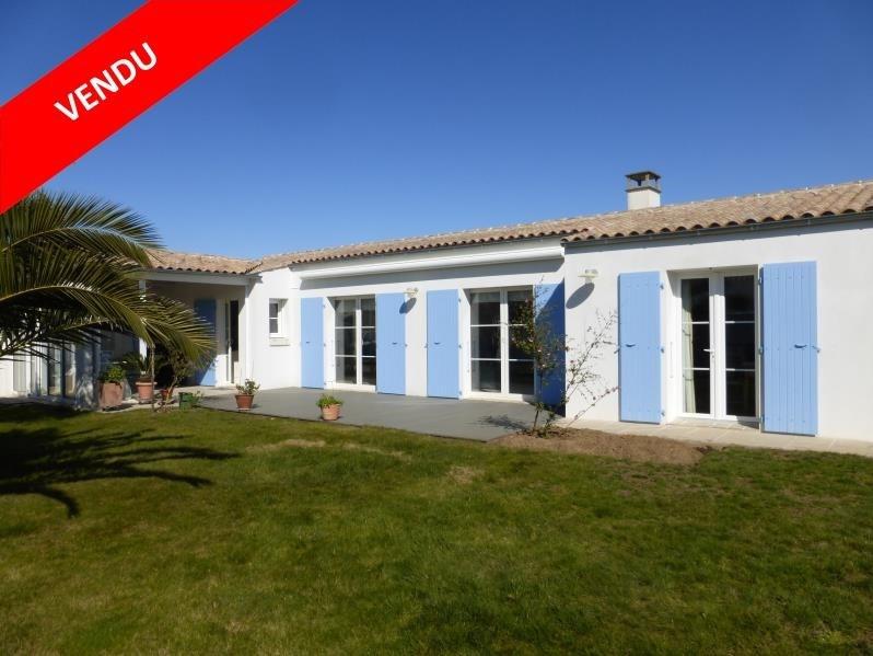 Vente maison / villa La bree les bains 457600€ - Photo 1