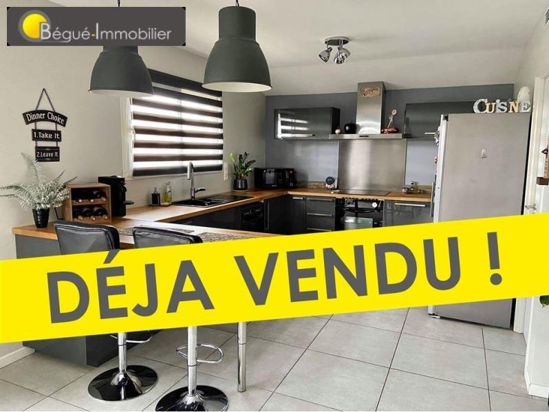 Vente maison / villa Montaigut sur save 248400€ - Photo 1