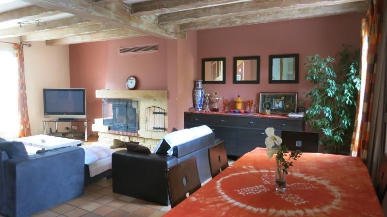 Vente maison / villa Quincy voisins 296000€ - Photo 2