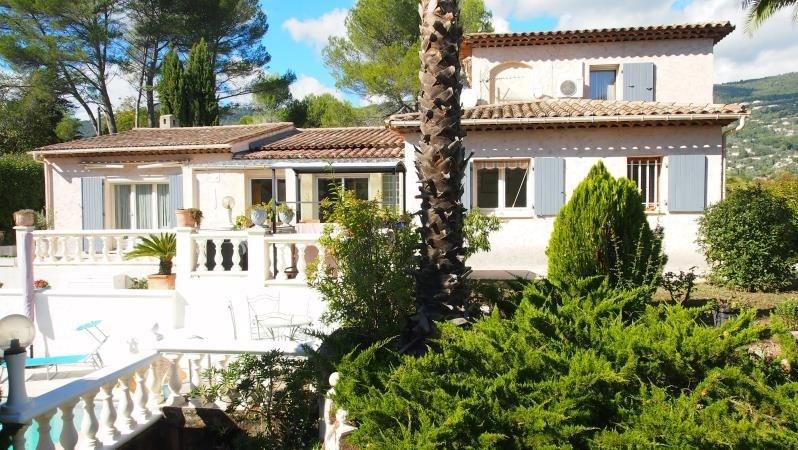 Vente de prestige maison / villa Peymeinade 645000€ - Photo 1