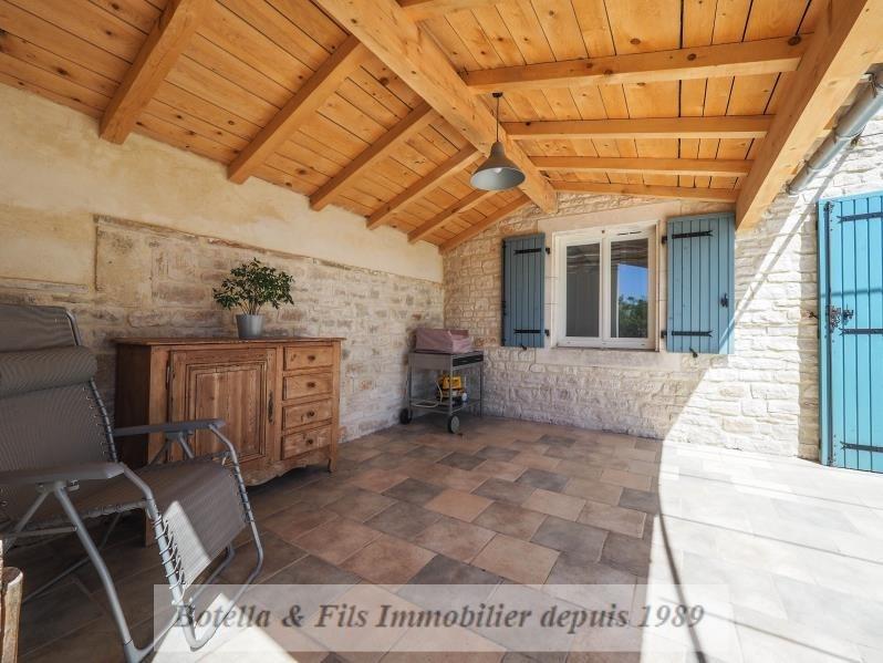 Vente maison / villa Barjac 239000€ - Photo 12
