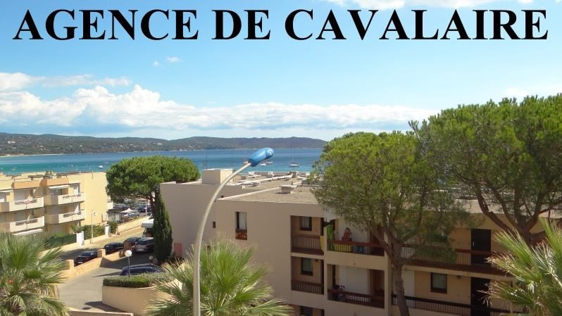 Sale apartment Cavalaire sur mer 199 000€ - Picture 1
