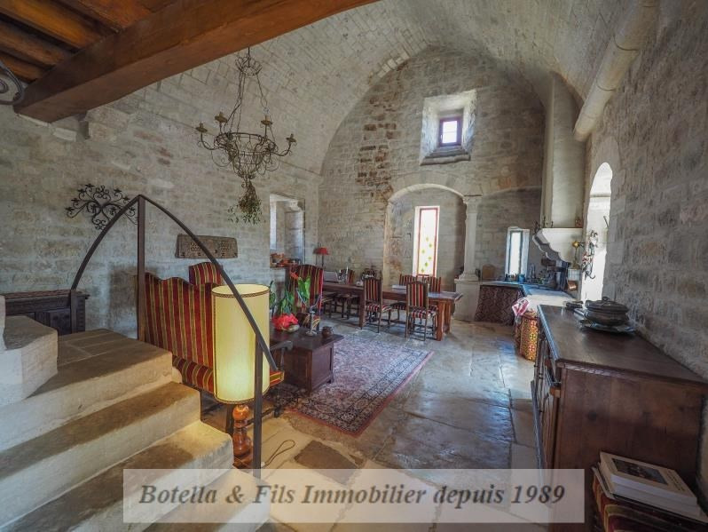 Verkoop van prestige  kasteel Uzes 869000€ - Foto 4