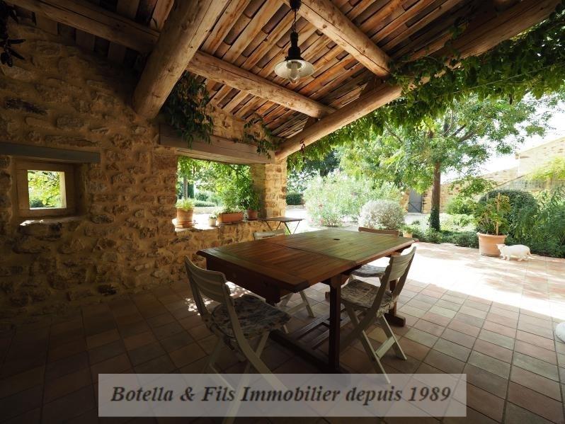 Verkoop van prestige  huis Goudargues 556000€ - Foto 14