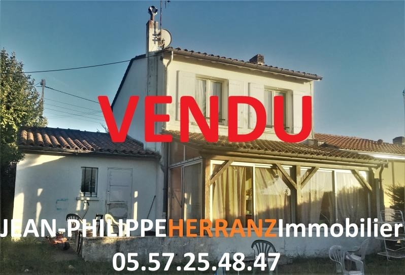 Vente maison / villa Libourne 140 000€ - Photo 1