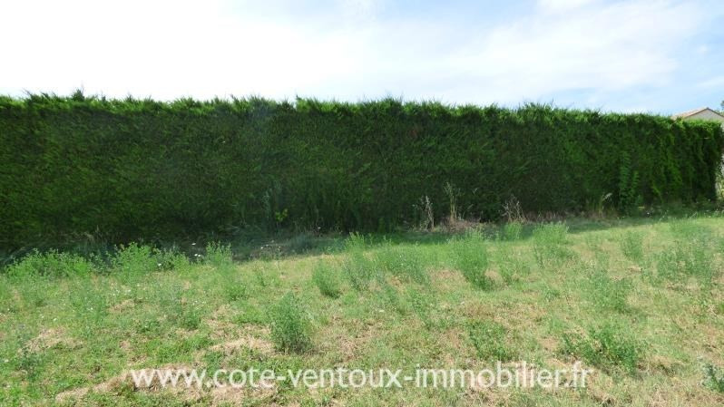 Vente terrain Aubignan 170 000€ - Photo 3