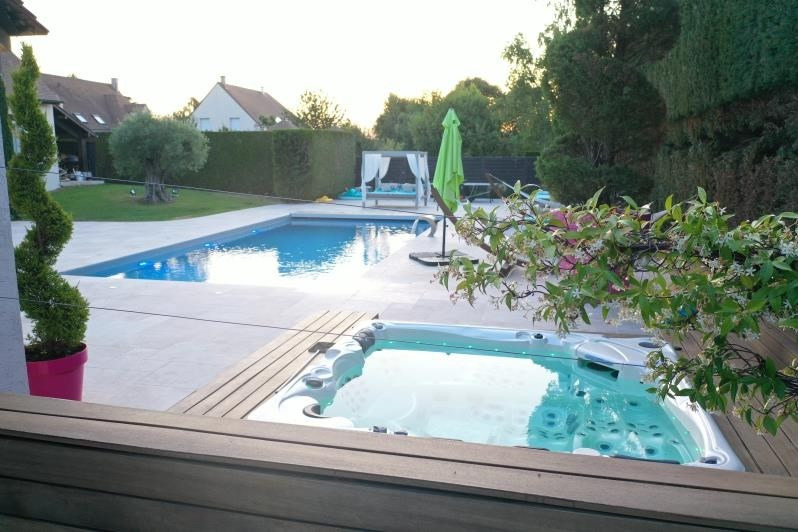 Deluxe sale house / villa Orgeval 1390000€ - Picture 12