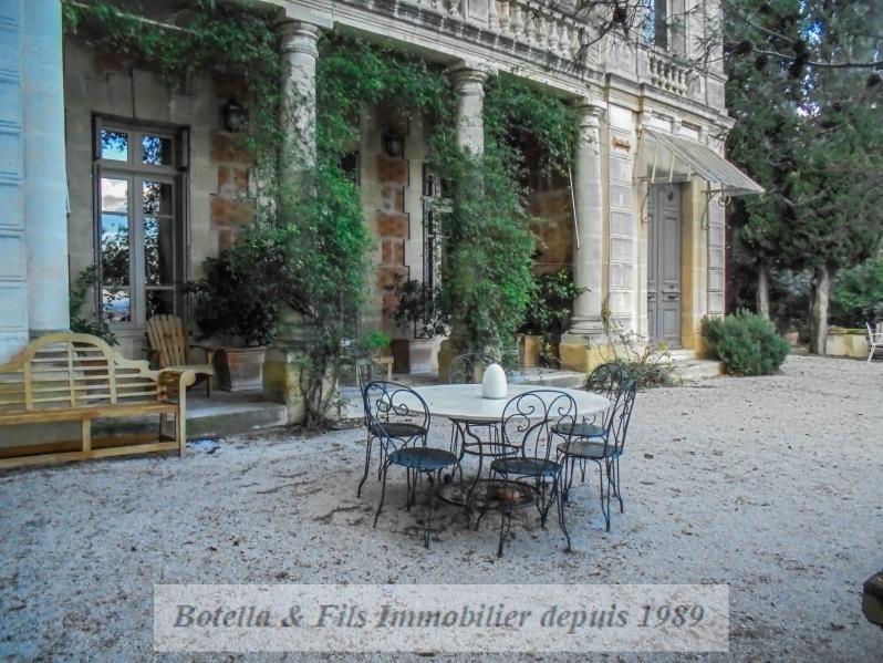 Verkoop van prestige  huis Villeneuve les avignon 1575000€ - Foto 6