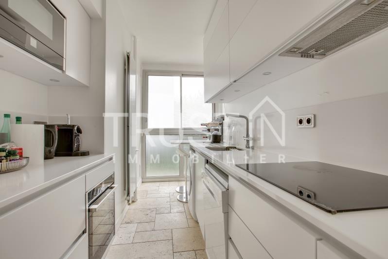 Vente de prestige appartement Paris 15ème 1230000€ - Photo 6