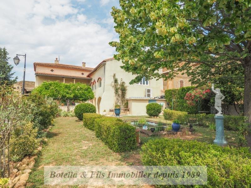 Vente de prestige maison / villa Uzes 527000€ - Photo 1