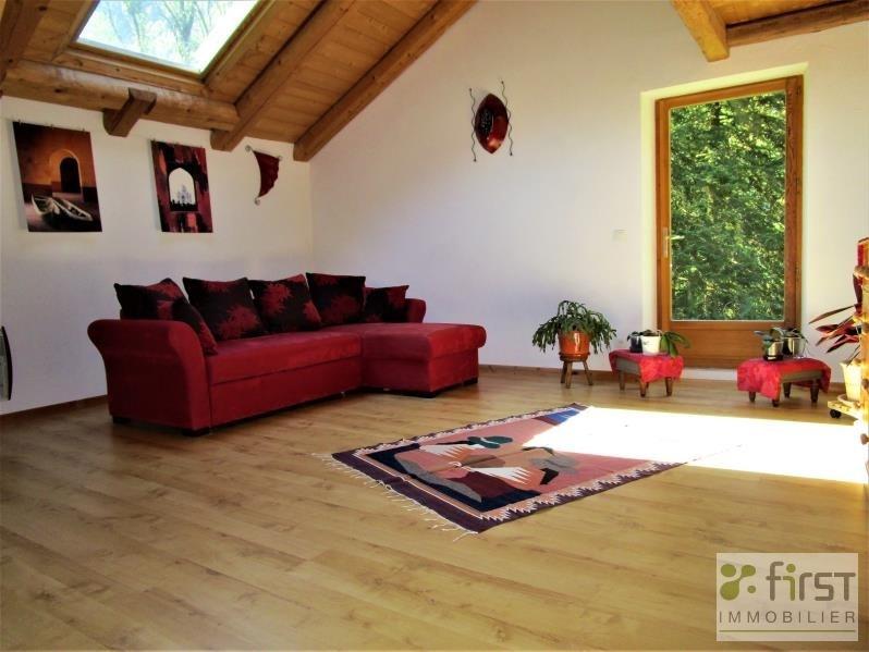 Vente maison / villa Thones 526000€ - Photo 4