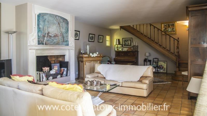 Sale house / villa Sarrians 420000€ - Picture 3