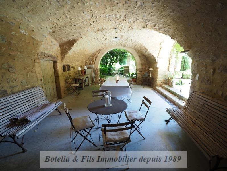 Vente de prestige maison / villa Uzes 1260000€ - Photo 13