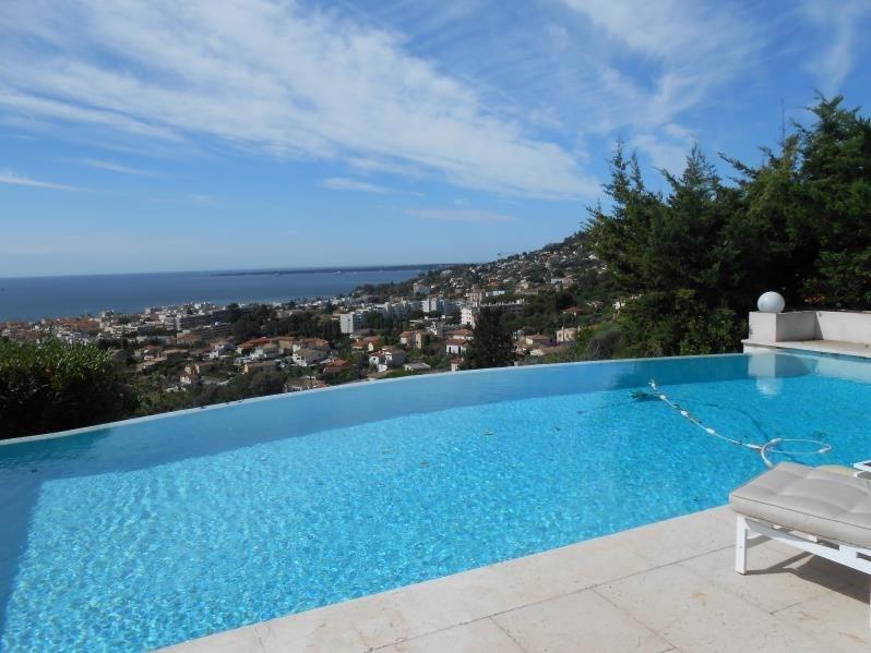 Deluxe sale house / villa Golfe juan 2450000€ - Picture 4