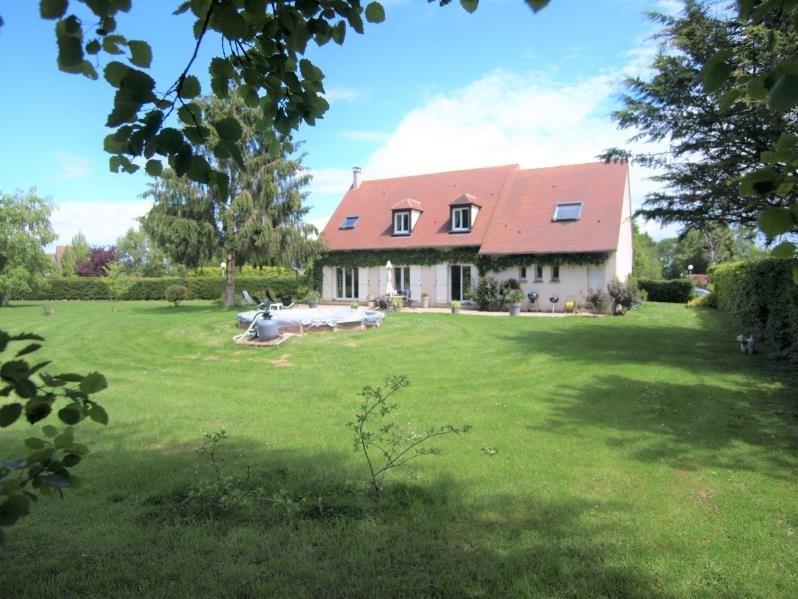 Vente de prestige maison / villa Montfort l amaury 698000€ - Photo 1