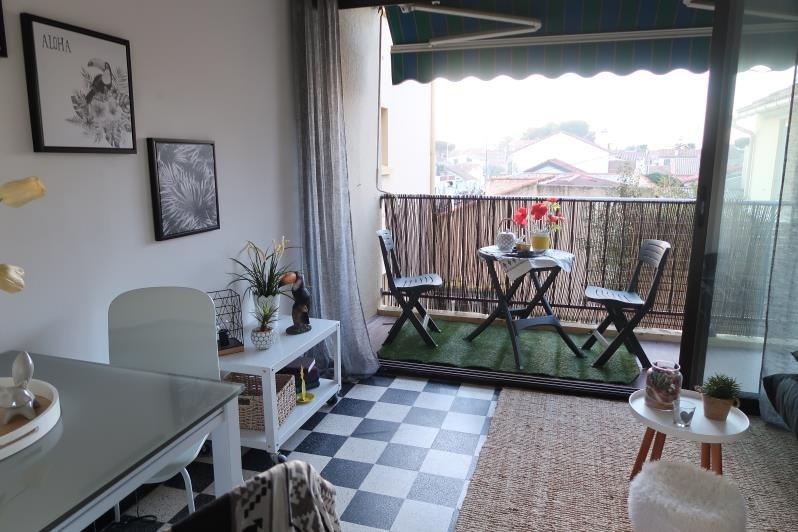 Sale apartment Canet plage 52000€ - Picture 3