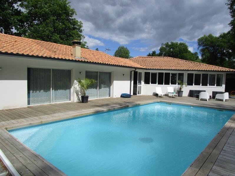 Vente maison / villa Ste eulalie 398000€ - Photo 1