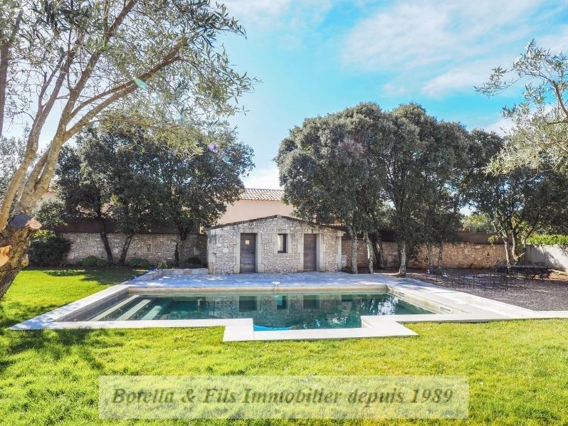 Verkoop van prestige  huis Uzes 729000€ - Foto 14