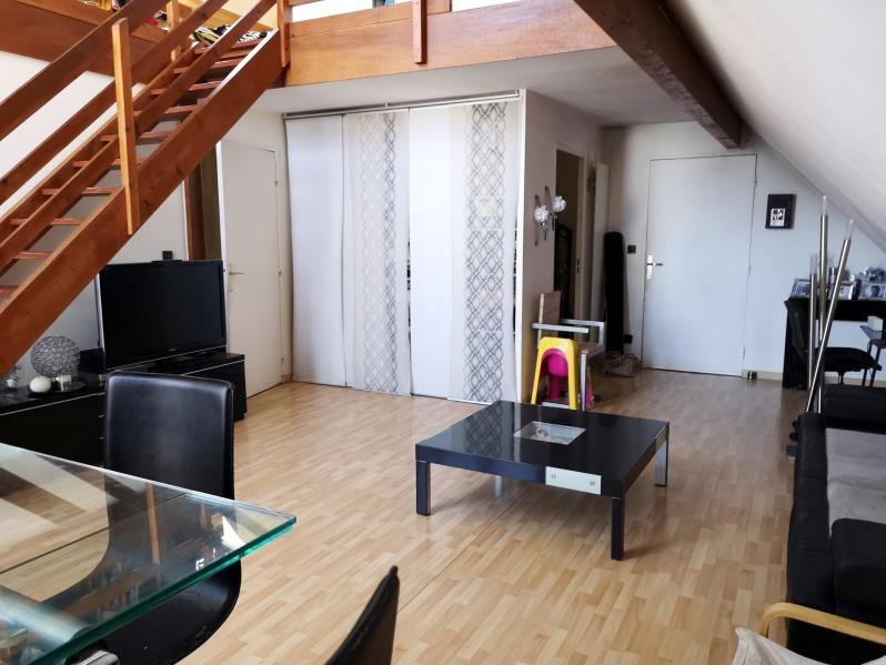 Duplex st ouen l aumone - 3 pièce (s) - 127.81 m²