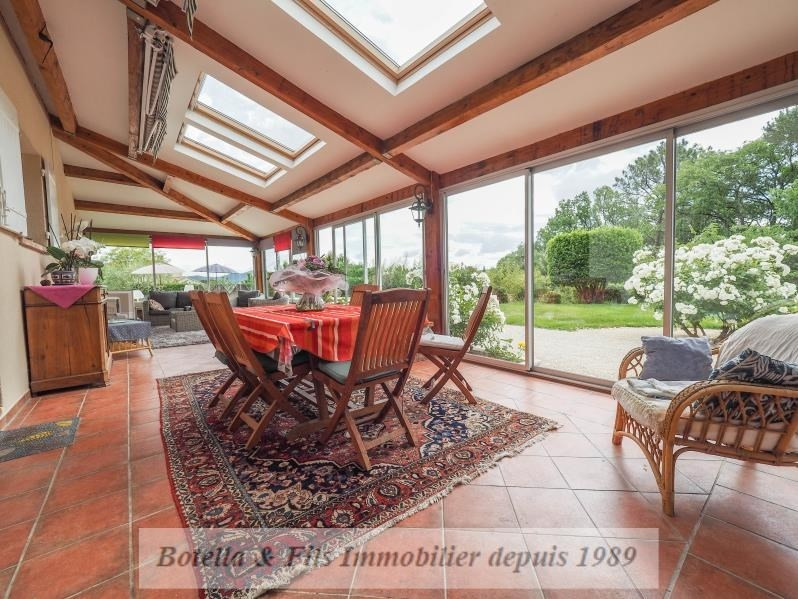 Venta de prestigio  casa Bagnols sur ceze 532000€ - Fotografía 13