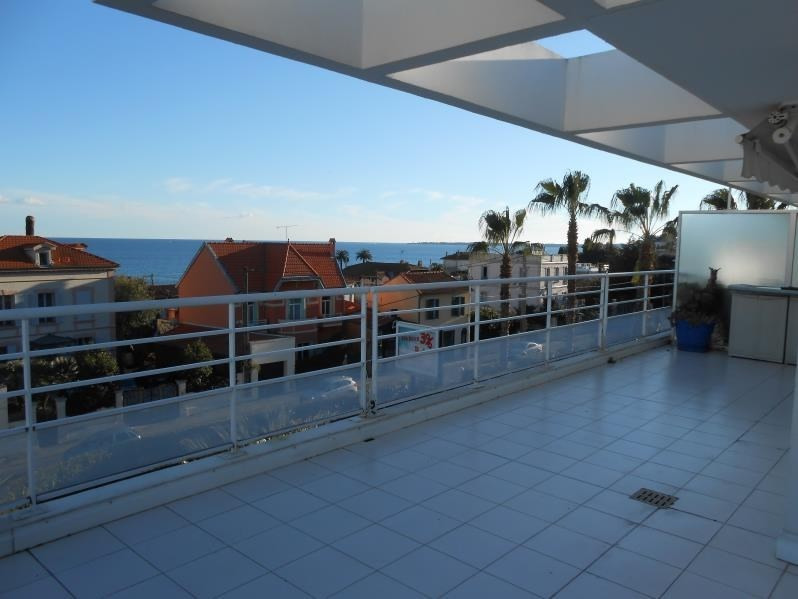Sale apartment Le golfe juan 330 000€ - Picture 2