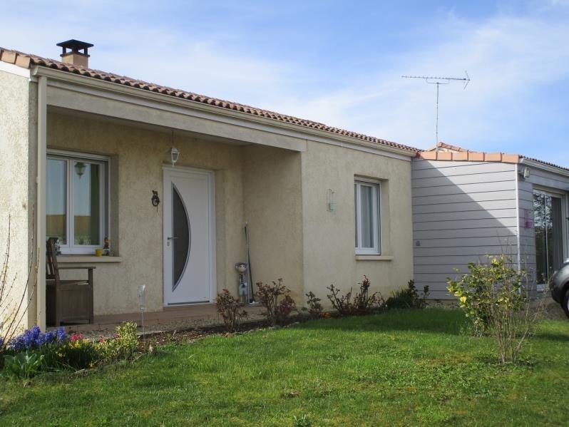 Vente maison / villa St martin de st maixent 176800€ - Photo 3