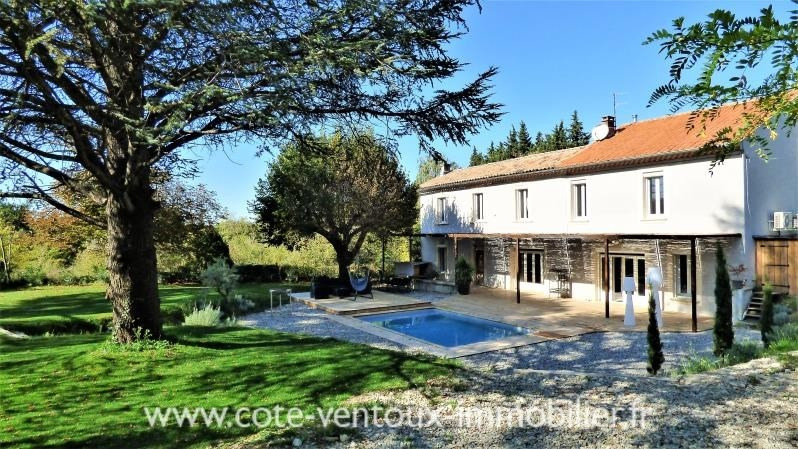 Vente maison / villa Carpentras 375 000€ - Photo 1