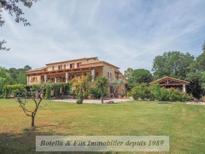 Vente de prestige maison / villa Uzes 845000€ - Photo 13
