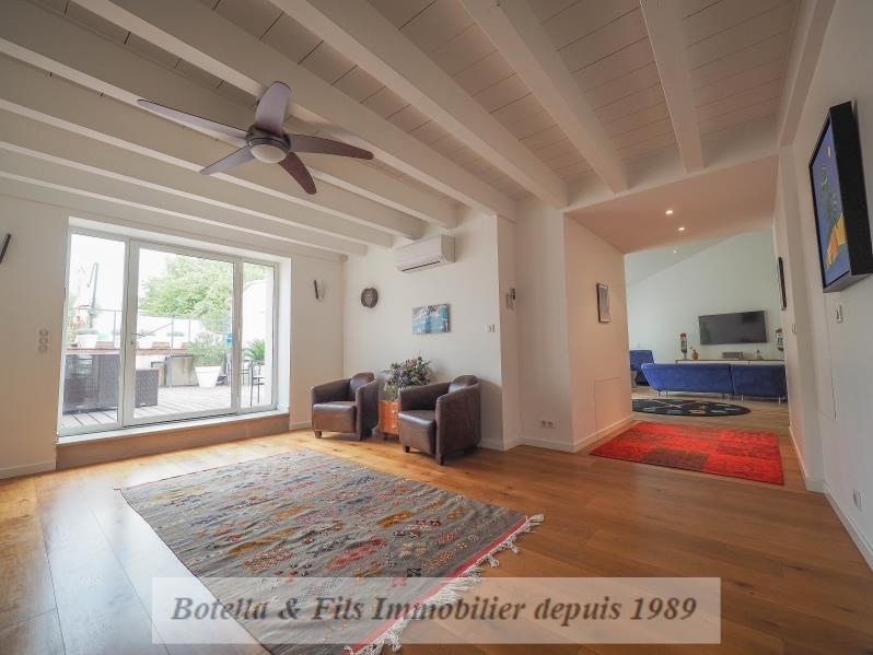 Venta de prestigio  apartamento Uzes 1250000€ - Fotografía 5
