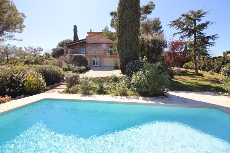 Vente de prestige maison / villa Peymeinade 625000€ - Photo 1