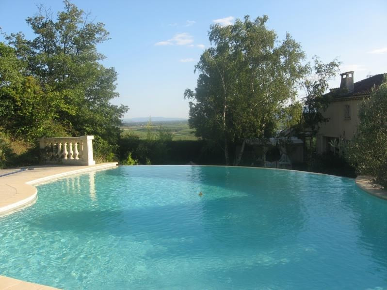 Deluxe sale house / villa Mercurol 580 000€ - Picture 1