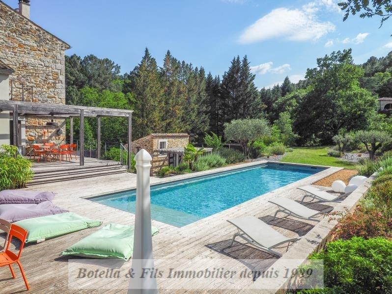 Immobile residenziali di prestigio casa Barjac 795000€ - Fotografia 16