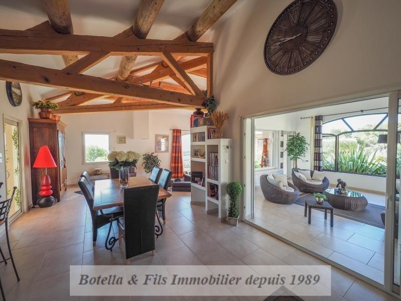 Vente de prestige maison / villa Uzes 630000€ - Photo 11