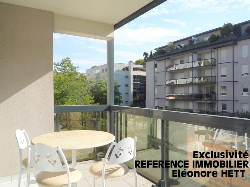 Investment property apartment Mulhouse 140 000€ - Picture 2