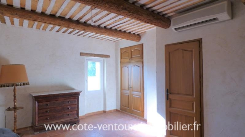 Sale house / villa Sarrians 448900€ - Picture 7