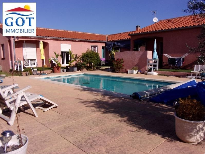 Venta  casa Torreilles 450000€ - Fotografía 1