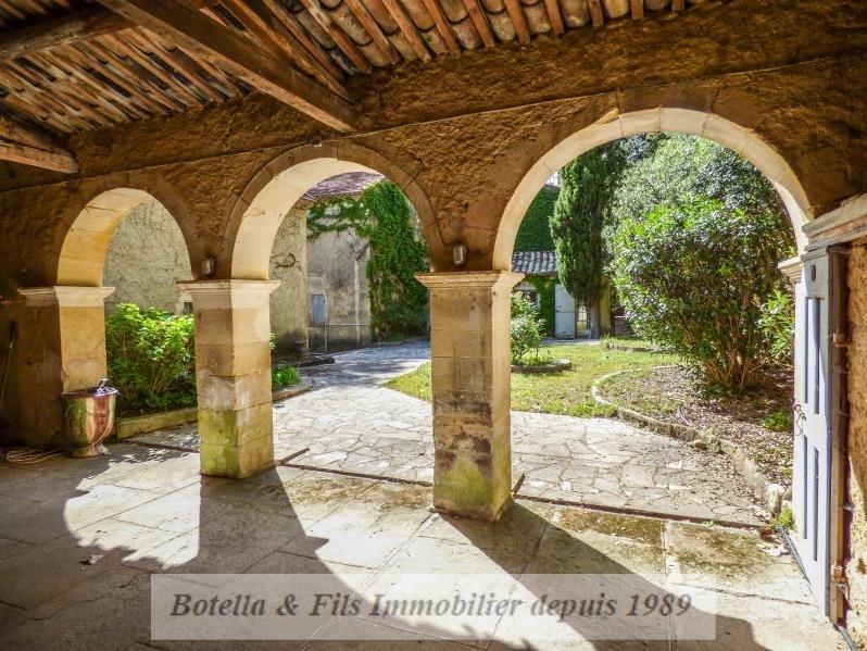 Vente de prestige maison / villa Uzes 1590000€ - Photo 5