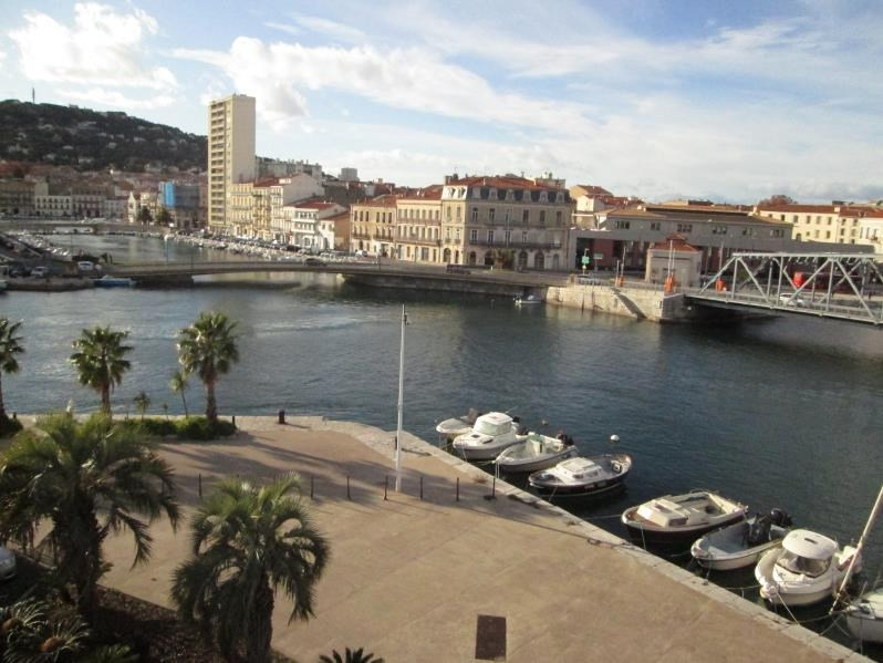 Sale apartment Sete 243 000€ - Picture 1