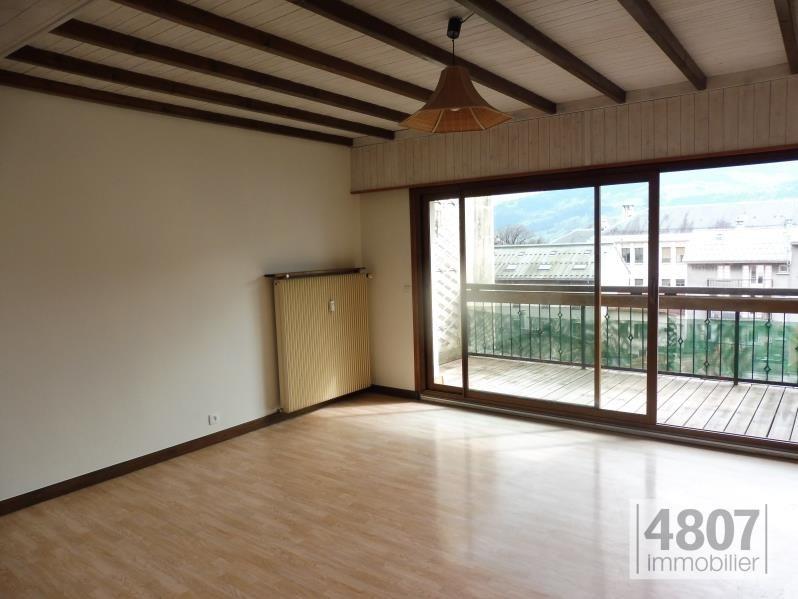 Location appartement Sallanches 810€ CC - Photo 2