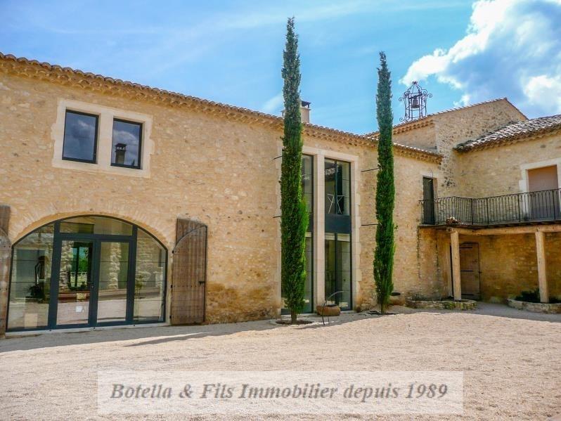 Vente de prestige maison / villa Uzes 1495000€ - Photo 2
